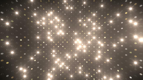Led wall 2f Cb 1 W HD Stock Video Footage
