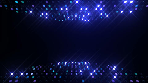 Led wall 2f Db 2 B HD Stock Video Footage