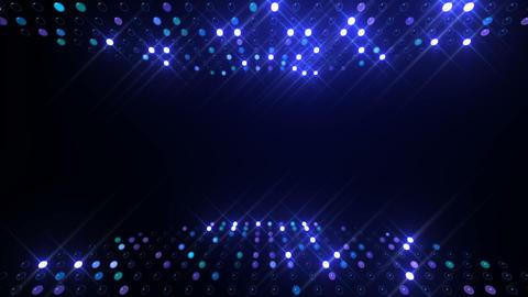 Led wall 2f Db 2 B HD Stock Video Footage