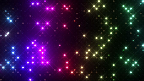 LED Wall 2f Hb 1 R 1s HD Stock Video Footage