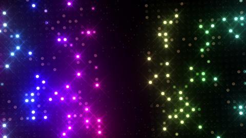 LED Wall 2f Ib 1 R 2 HD Stock Video Footage