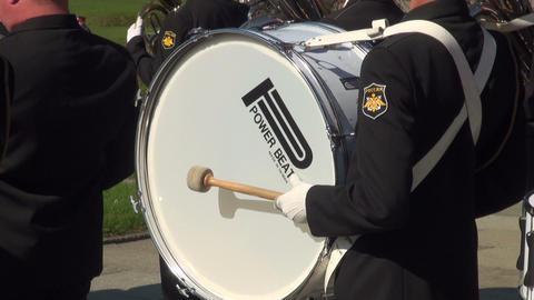 Orchestral drum Footage
