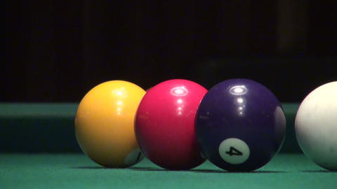 American Billiards Footage