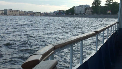 Travel on the water Footage