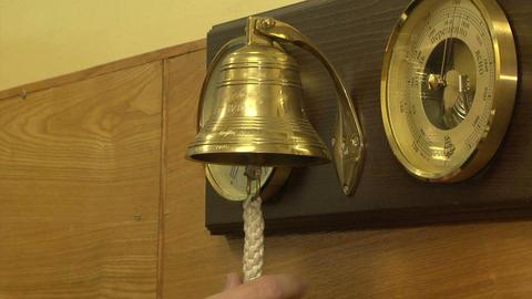 Bell souvenir Stock Video Footage