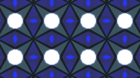 Abstract background with animation of rotation retro patterns 애니메이션