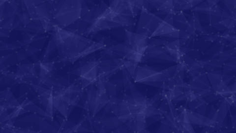 Abstract geomerty background with lines and polygonal form Animation