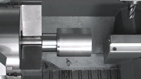 Metalworking Cnc Milling Machine Live Action