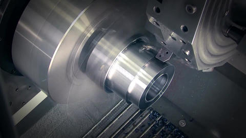 Metalworking Cnc Milling Machine7 Live Action