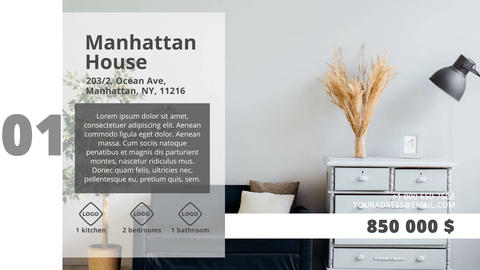Modern Real Estate After Effects Template