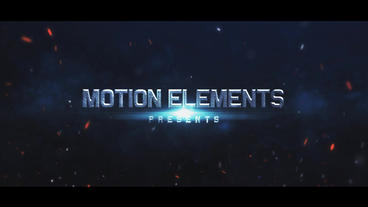Arcane Trailer Plantilla de After Effects