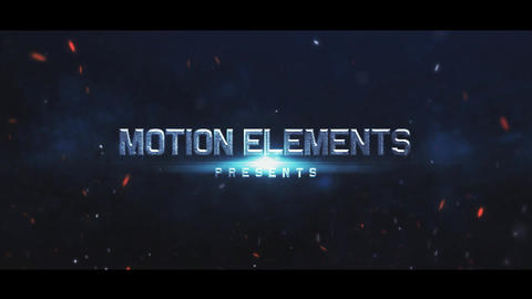 Arcane Trailer After Effects Template