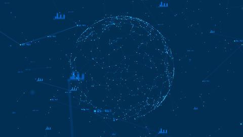 Technology network4 Animation