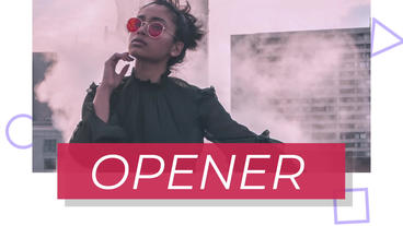 Fashion Opener After Effects Template
