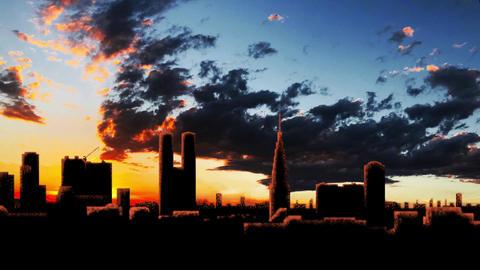 [alt video] Sunset Tokyo Loop 1