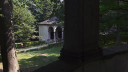 Small Chapel in Orta San Giulio Park Footage