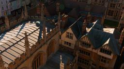 Brasenose College, Oxford, England, UK Live Action