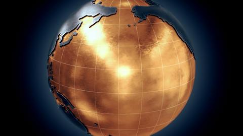 Growing Global Network Stock Video Footage