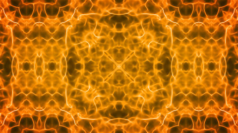 Abstract Shockwave Light Background Spiralling With Energy Halo Animation