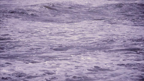 Dark Waves In The Sea GIF