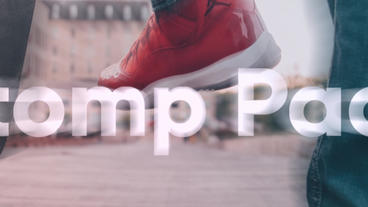 Stomp Opener 02 After Effects Template