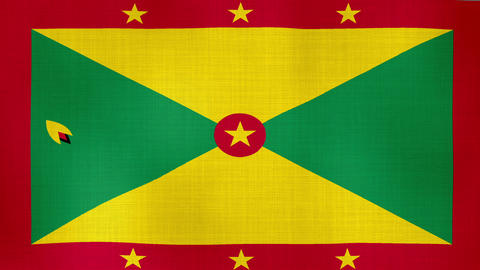 Flag Grenada 02 ライブ動画