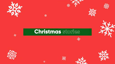 Christmas stories After Effects Template