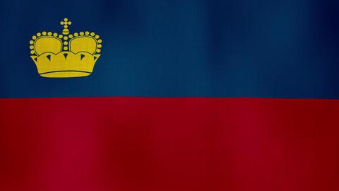 Flag Liechtenstein 01 ライブ動画
