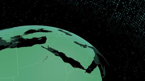 Earth CG 18 F2D 4k Animation