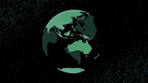 Earth CG 18 E3D 4k CG動画