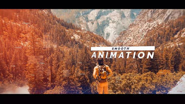 Parallax Slideshow After Effects Template