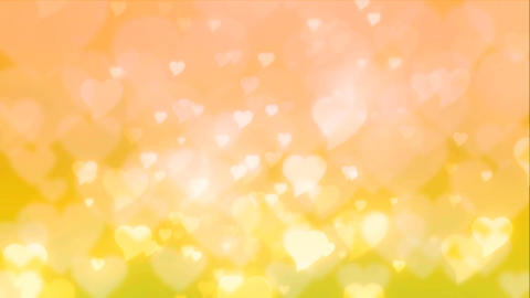 Heart-yellow CG動画