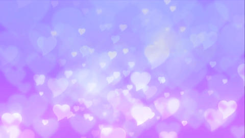 Heart-purple CG動画