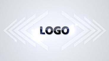 Arrows Logo Intro stock footage
