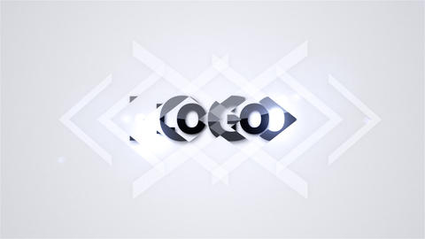Arrows Logo Intro After Effects Template