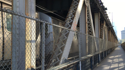 1007025 IMG 1003 NYC Manhattan Bridge Train Footage