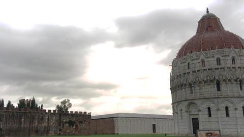 1007182 IMG 5326 Pisa Miracles Square Rain Footage
