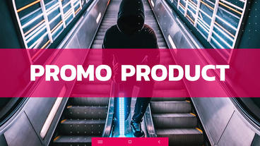 Promo Product CC After Effects Template