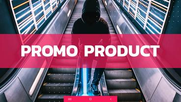 Promo Product After Effects Template