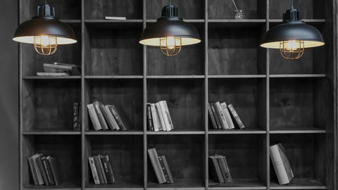library, Bookshelves, librarytek, education, reading, black and white Fotografía