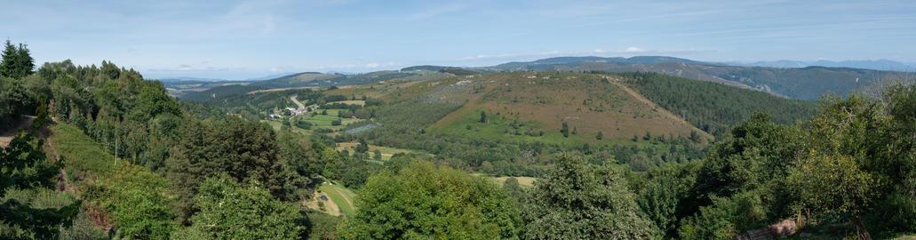 Camino de Santiago, Galicia, Spain フォト