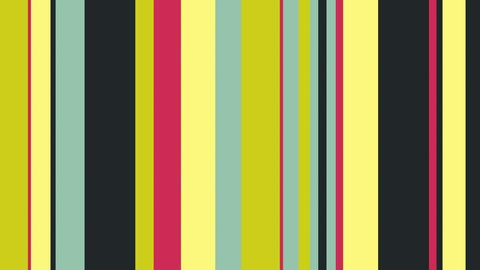 Multicolor Stripes 27 - 4k Design Color Bars Video Background Loop Animation
