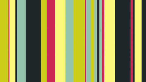 Multicolor Stripes 27 - Design Color Bars Video Background Loop Animation