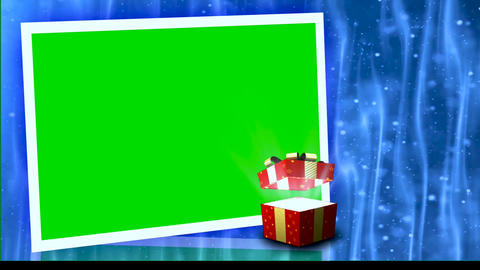 Christmas background 6 Animation