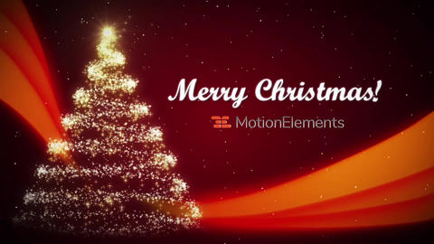 Christmas Intro After Effects Template