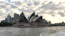 SYDNEY – NOVEMBER 2015: The Iconic Sydney Opera House is a multi-venue perform Footage