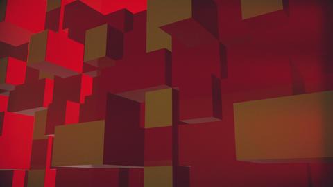 3D Blocks Animation