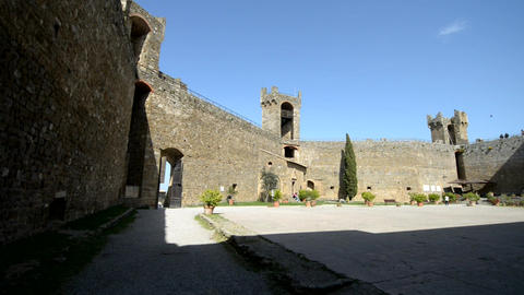 Fortress of Montalcino Live Action