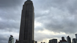 NEW YORK CITY – CIRCA OCTOBER, 2015: Empire State Building facade. It is a 102 Footage