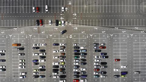 Car park's life GIF